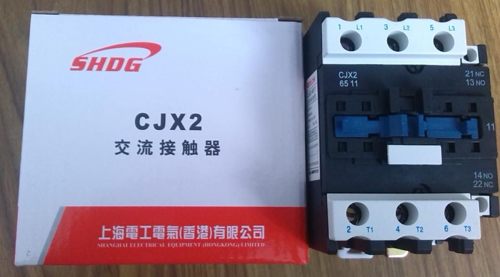 cjx2-6511交流接触器线圈/触头