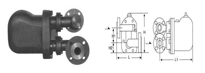 杠杆浮球式蒸汽疏水阀厂家