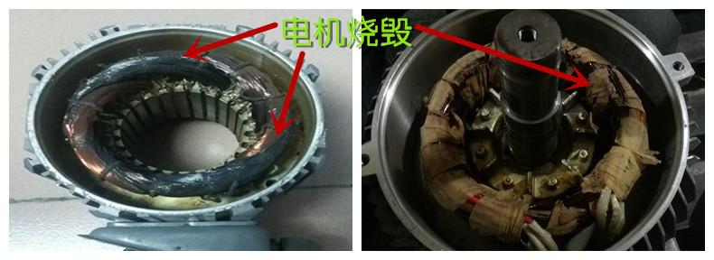 透浦离心风机配套电机烧毁的现象有那些?