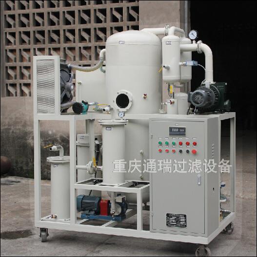 ZJD-S润滑油脱水专用过滤机