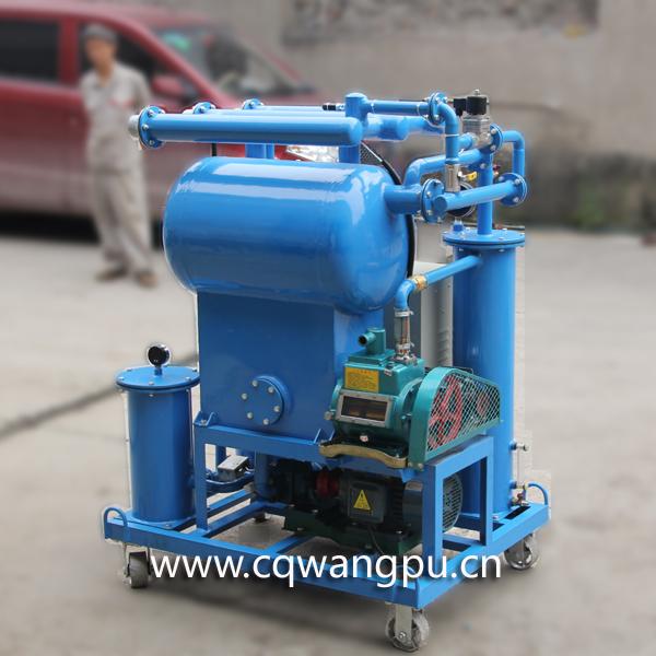 ZJB-20变压器油高效真空净油装置