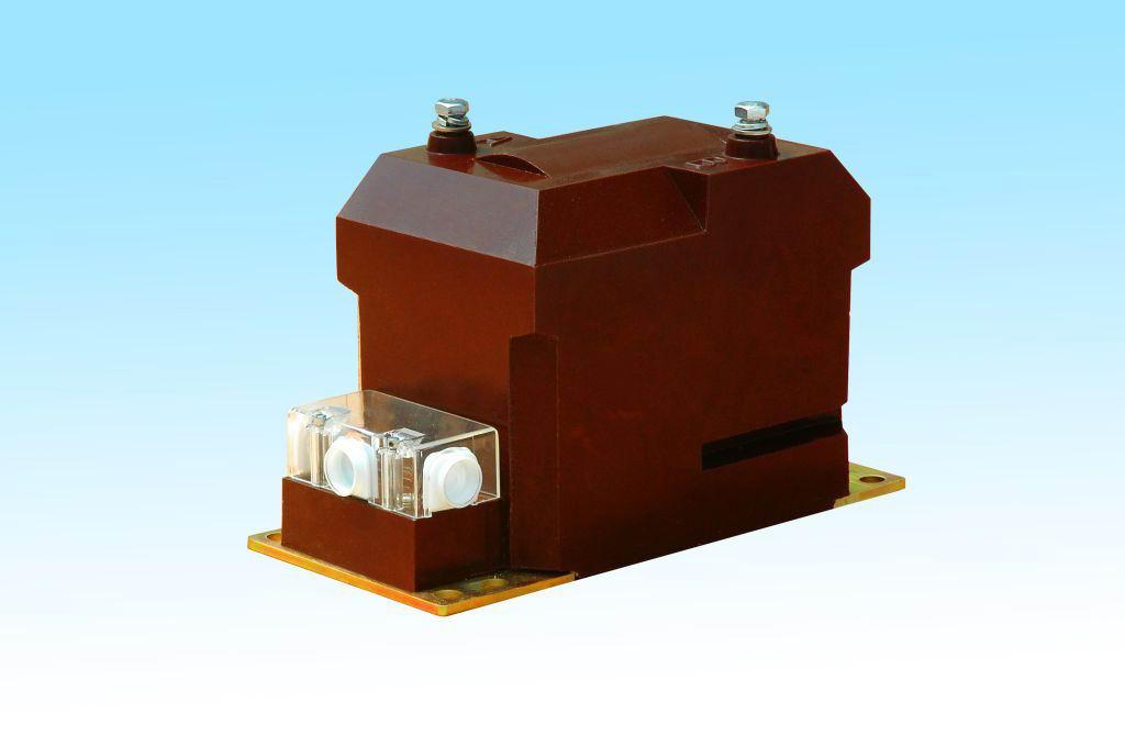 10-6电压互感器型浇注式电压互感器为户内环氧树脂浇注式半封闭结构图片