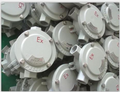 防水防爆五通接线盒-五通接线盒-乐清市腾阳防爆电器