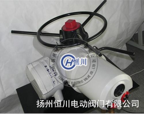 智能调节型iqc罗托克电动执行器