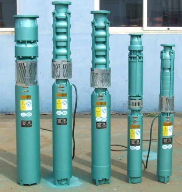 (3)qj型农田灌溉潜水泵型号参数