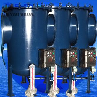 旋风式加挡板式汽水分离器的工作原理:主要应用在