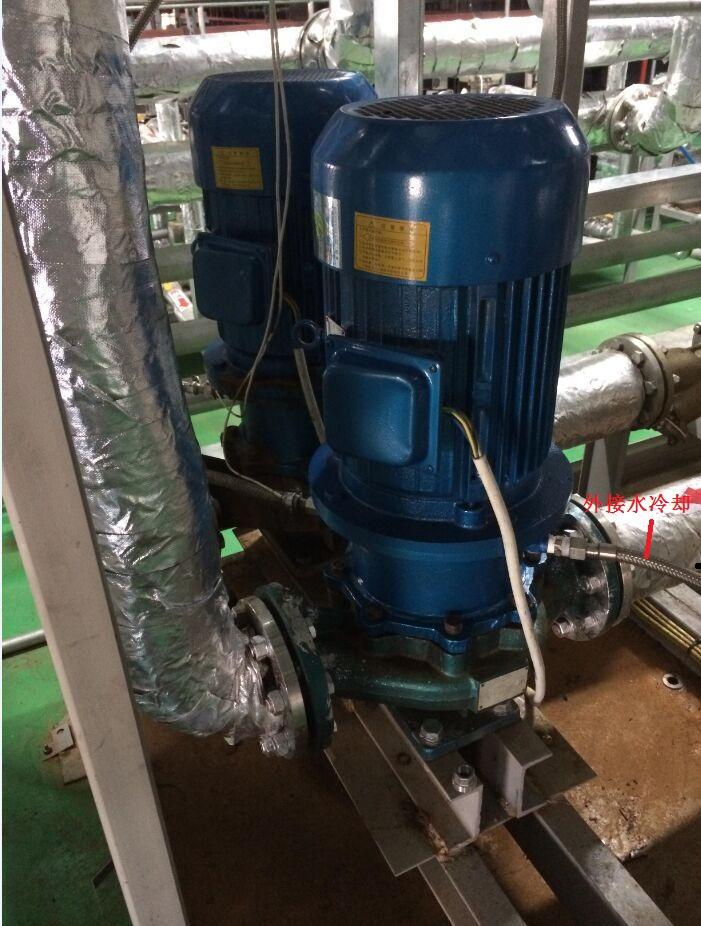 GRG耐高溫管道離心泵