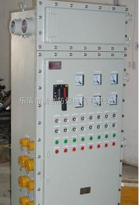 正压防爆配电柜自控系统使用说明 本柜通过安装,调试检查正常,各门