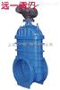 上海名牌产品RVEX-10Q/RVEX-16Q电动弹性座封闸阀》电动闸阀结构图
