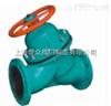 G45J直流式衬胶隔膜阀 上海沪工阀门 品质保证