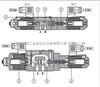 阿托斯复合三通比例流量阀,ATOS中国