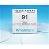 1091-110Whatman 沃特曼 定性滤纸 Grade 91